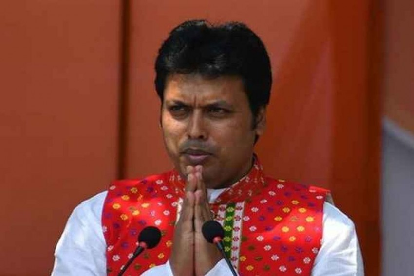 You Are Not Labourer, Why Do You Need Holiday On May Day: Biplab Deb To Govt Employees