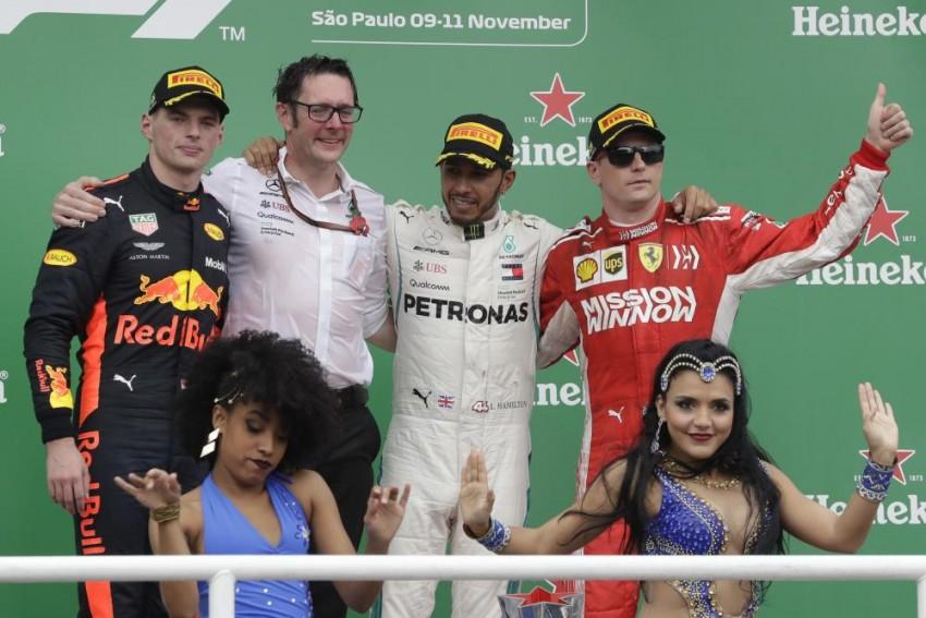 Brazilian GP: Max Verstappen-Esteban Ocon Clash Overshadows Lewis Hamilton Win