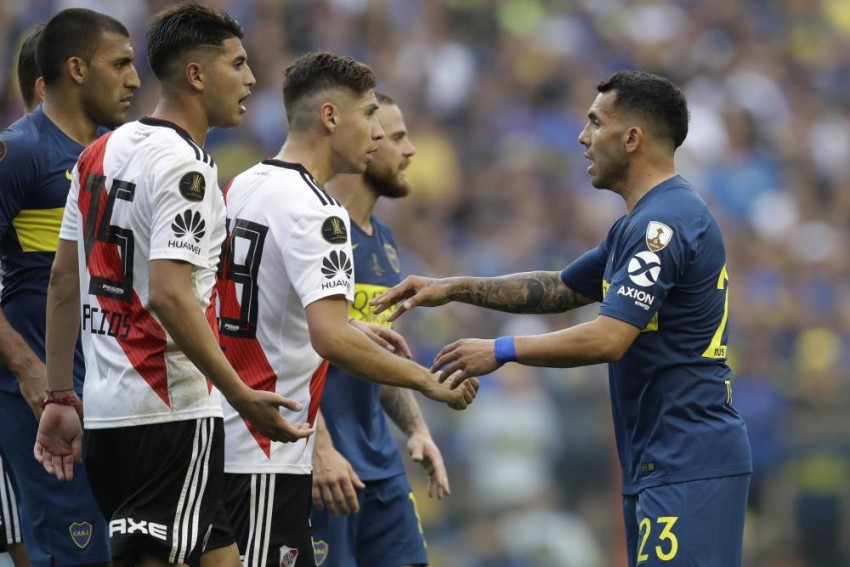 Copa Libertadores Final, 1st Leg: Own Goal Helps River Plate Earn Draw At Boca Juniors