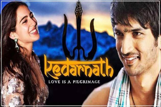 Following Bjps Love Jihad Claims On Kedarnath Congress Says Film