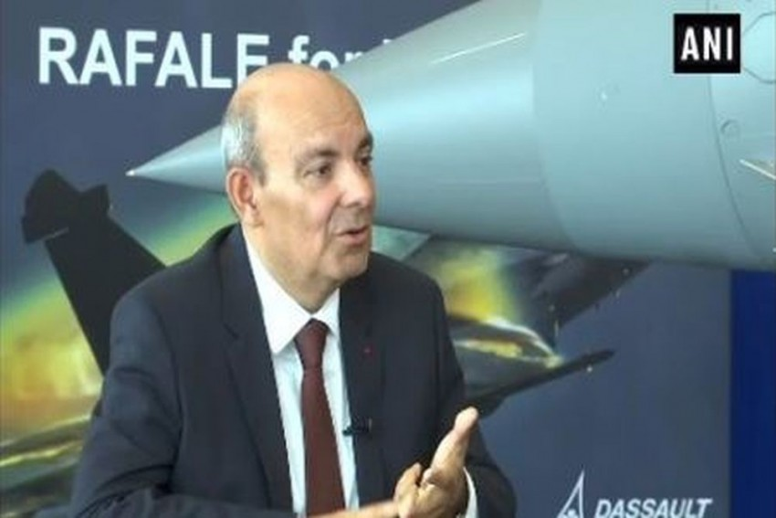 We Chose Ambani By Ourselves, I Don't Lie: Dassault CEO Eric Trappier On Rafale Deal
