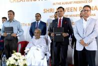 Odisha-AIFF Sign MoU For Football Development; State Becomes Home Of Indian Arrows