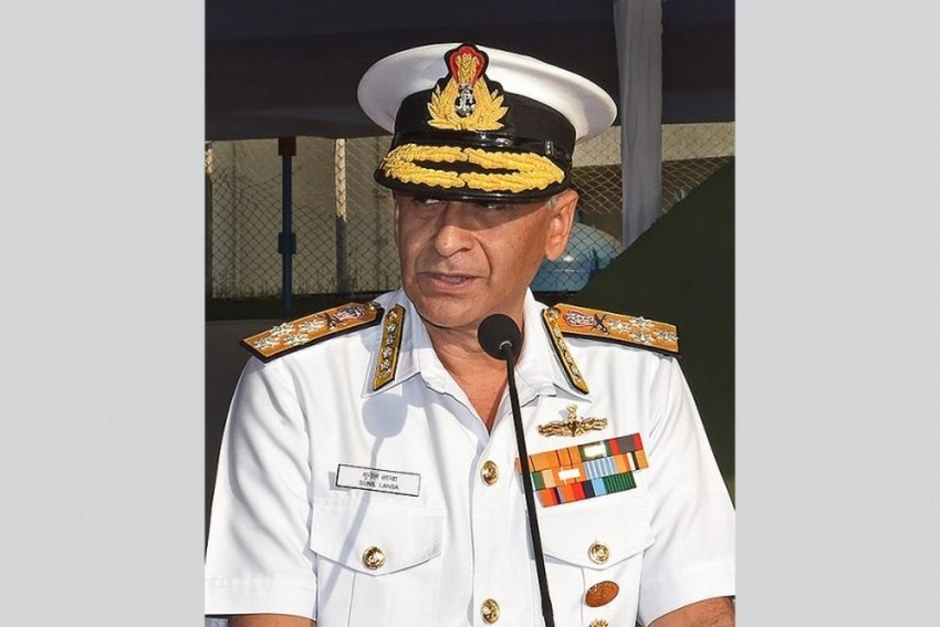 We Have Much Better Awareness Of Maritime Domain: Navy Chief