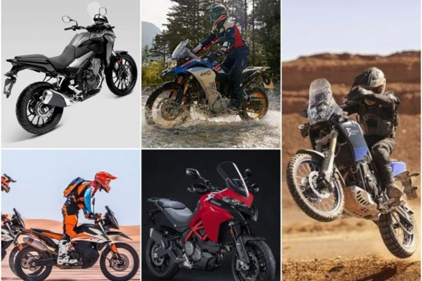 Top 5 Adventure Bikes From EICMA 2018