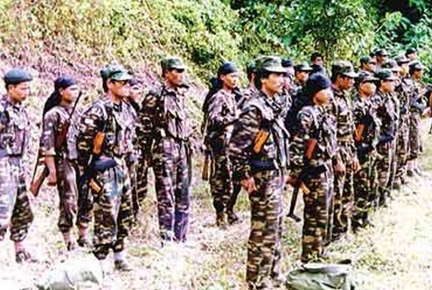 Ban On Eight Insurgent Manipur Groups Extends For Five Years