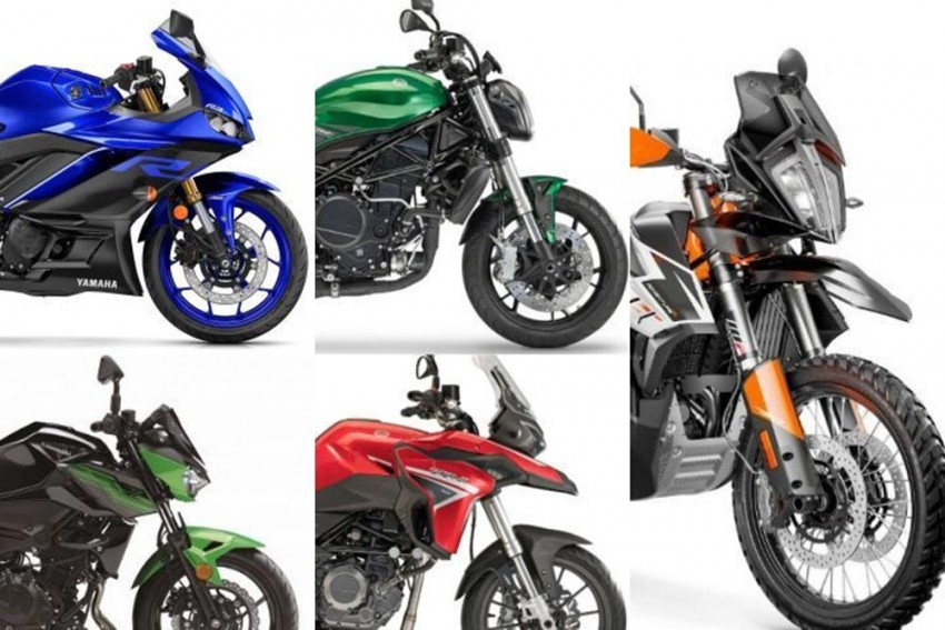 Top 5 Upcoming Sub-800cc Bikes For India