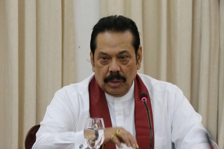 Sri Lankan Parliament Passes No Confidence Vote Against PM Mahinda Rajapaksa