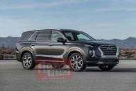 2020 Hyundai Palisade SUV Leaked Ahead of LA Reveal