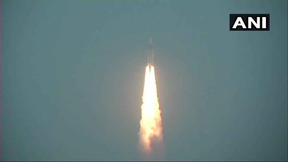 ISRO Launches GSAT-29 Communication Satellite