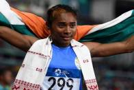 Hima Das Appointed First Youth Ambassador Of UNICEF India