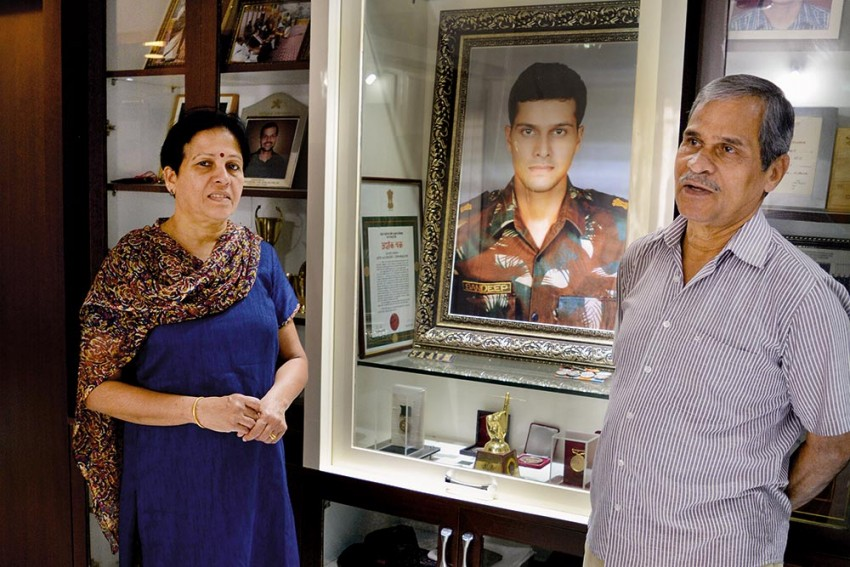 'After He Has Gone, We Have Only Him To Talk About': Major Sandeep Unnikrishnan's Parents