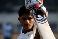 Wasim Jaffer's Nephew Hits Triple Ton In CK Nayudu Trophy