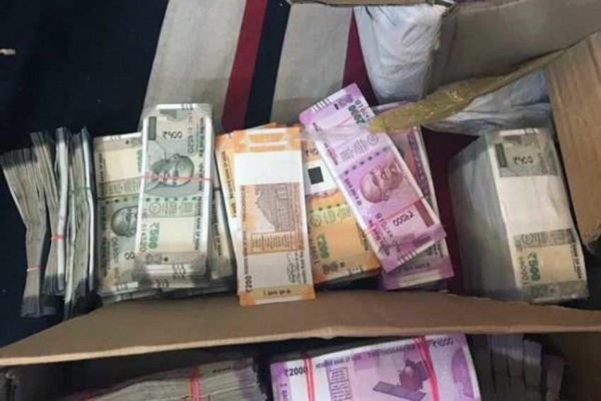 Rs.82.2 Cr Cash, Rs.6.6 Cr Worth Liquor Seized Ahead Of Elections In Telangana