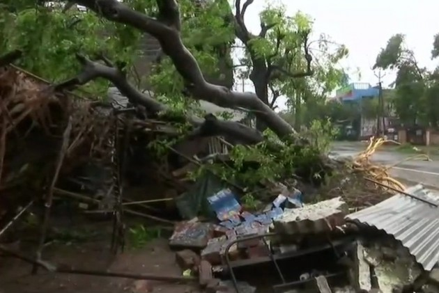 Cyclone Gaja: 13 Dead, Over 81,000 Evacuated As Storm Makes Landfall In TN, Puducherry