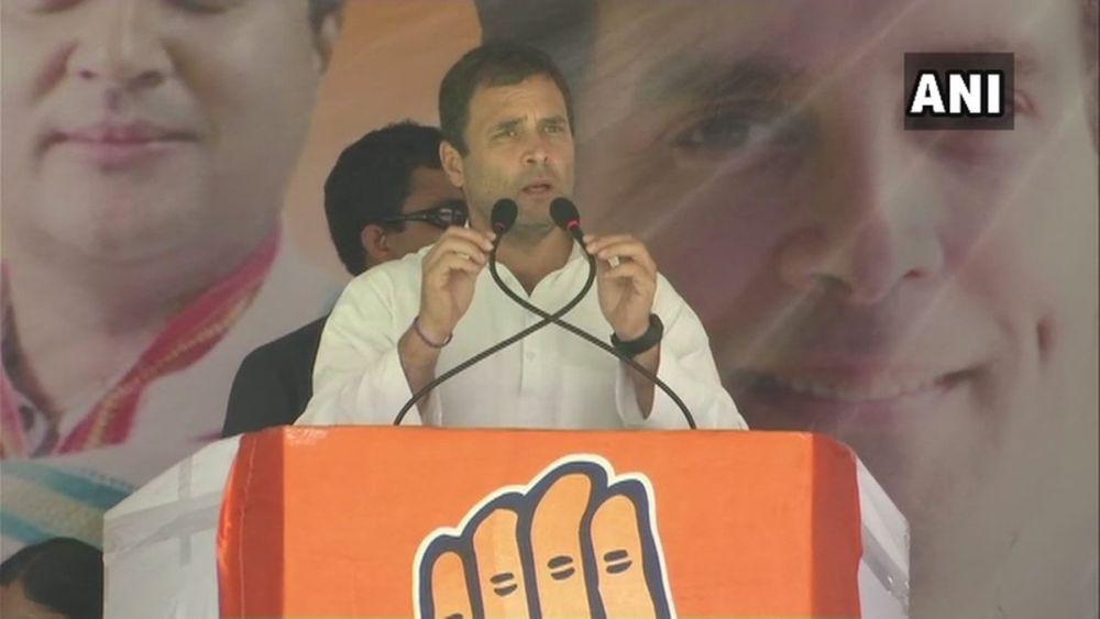 Rahul Gandhi Attacks BJP Govt Over Corruption In Poll-Bound Madhya Pradesh