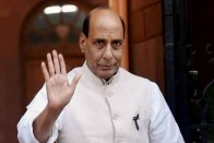 If Elected To Power Will Build Highways, Mend Roads In Mizoram: Rajnath Singh