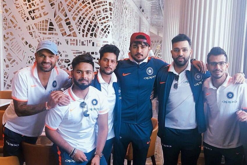 In Pics: Team India Departs For Australia Tour