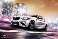 BMW M2 Competition Launched In India, Priced At Rs 79.90 Lakh