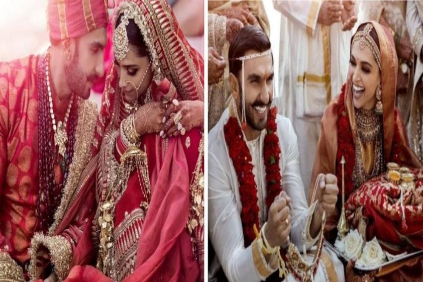 DeepVeer Wedding: Karan Johar To Anushka Sharma, Celebs Just Can't Get Over How Gorgeous Deepika, Ranveer Look