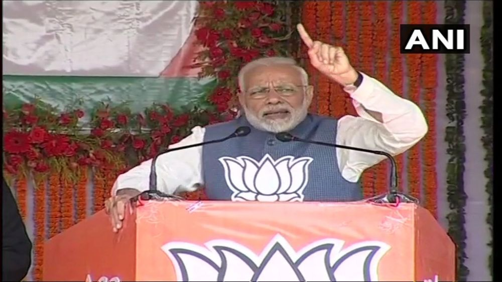 Let Non-Gandhi Become Congress President For Five Years: PM Modi