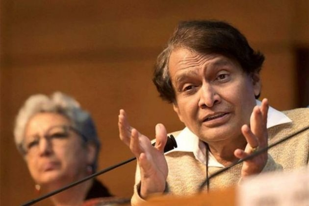 Innovation In Agri Sector Key To Boost Production: Suresh Prabhu