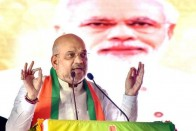 The Art Of Dreaming Should Be Learnt From Congress: Amit Shah
