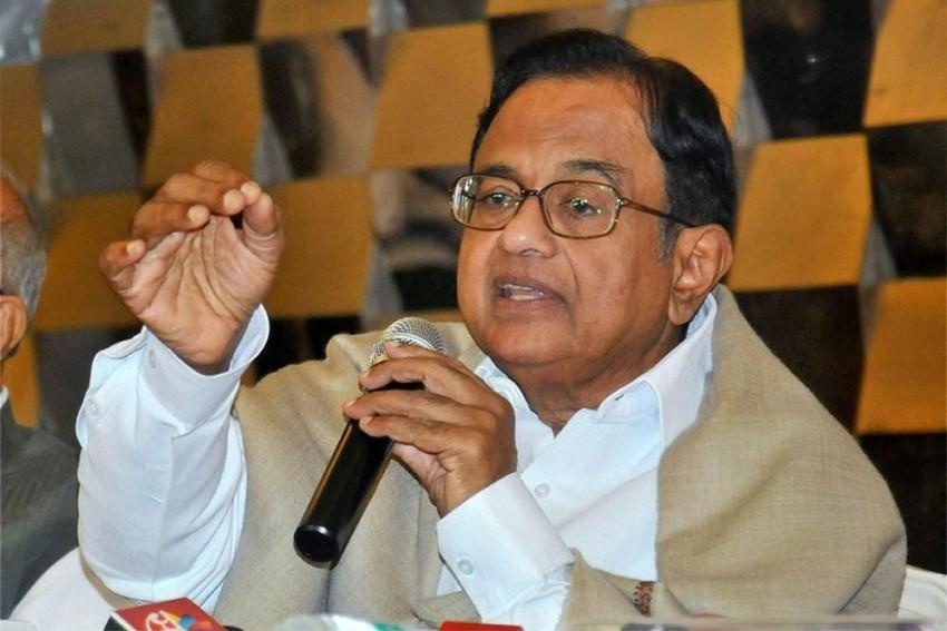 Chidambaram Hits Back At Modi, Lists Non-Gandhi Congress Presidents