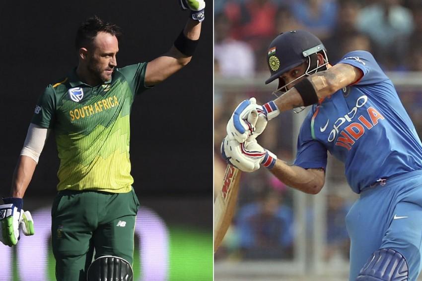 India's Tour Of Australia: Faf du Plessis Advises Aussies To Give 'Silent Treatment' To Virat Kohli