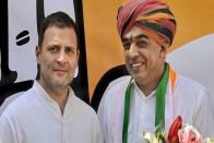 Rajasthan Elections: Congress Fields Jaswant Singh's Son Manvendra Against Vasundhara Raje