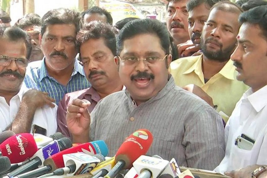 'Two Leaves' Symbol Case: Delhi Court Frames Charges Against Dhinakaran