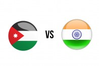 Jordan Vs India: Live Streaming, Kick Off Time, When And Where To Watch Live Match