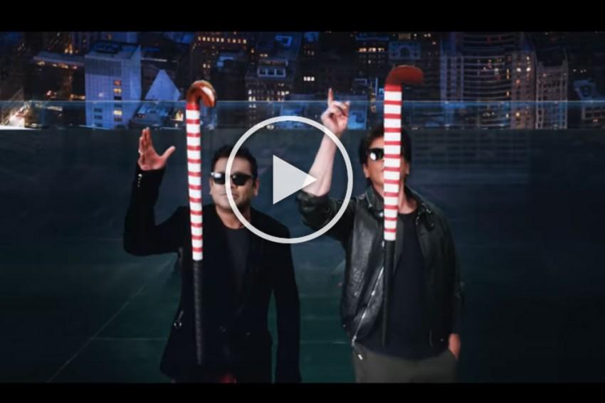 Jai Hind India: AR Rahman Shares Promo For Hockey World Cup 2018 Anthem – Watch