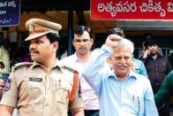 Varavara Rao Sent To Police Custody Till Nov 26
