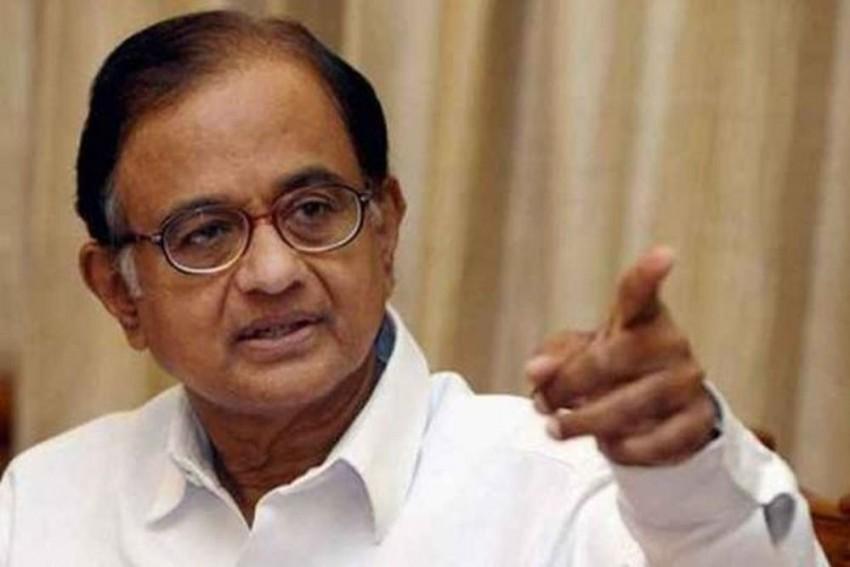 Government Determined To 'Capture' RBI, Says Chidambaram