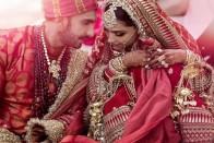 Watch #DeepVeer: Bollywood's 'Bajirao' And 'Mastani' Return To India After Dreamy Destination Wedding