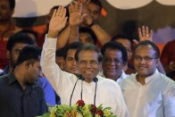 Sirisena's All-Party Talks Fail To End Political Stalemate In Sri Lanka