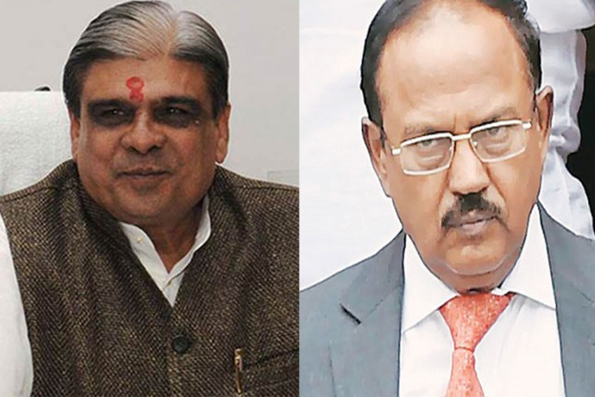 Union Minister Received A Few Crores, NSA Ajit Doval Interfered In Probe: CBI Official To SC