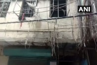 4 Killed In Fire At Factory In Delhi's Karol Bagh