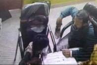 Caught On Camera, Teacher Thrashes Minor Boy With Shoe In Uttar Pradesh