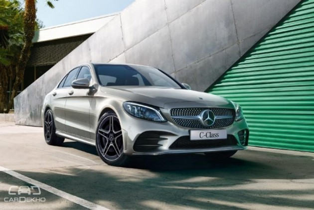 2018 Mercedes C-Class Petrol To Launch In November
