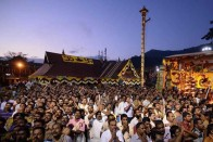 Sabarimala Row: Temple Board Moves SC Seeking More Time To Allow Women's Entry