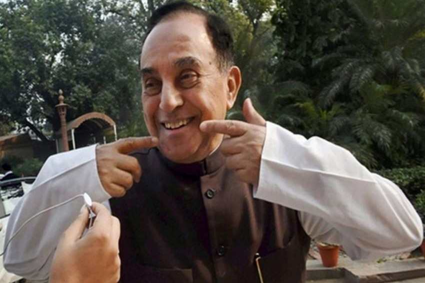 Court Rejects Congress Leader's Plea To Restrain Swamy From Tweeting About National Herald Case