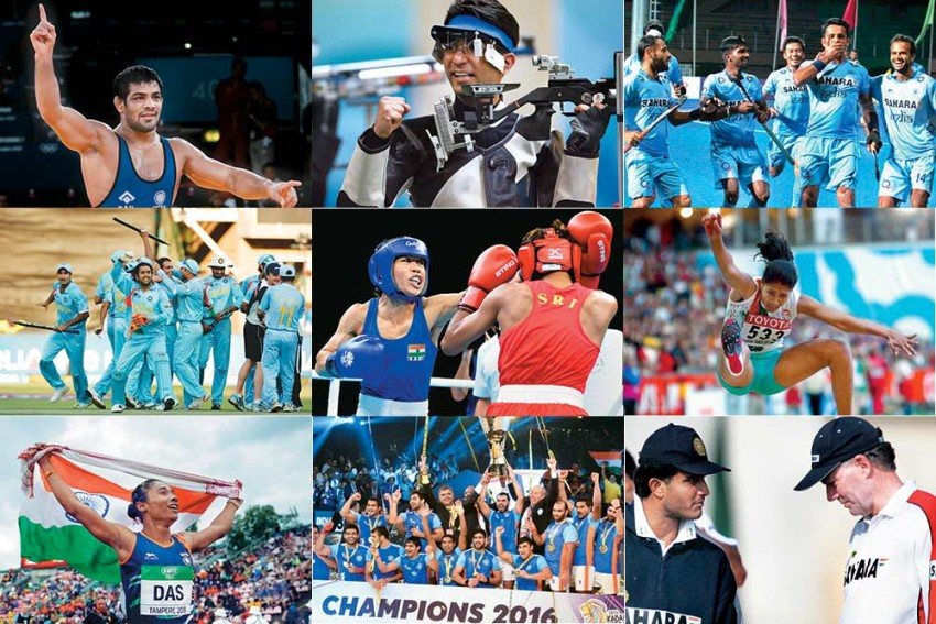 Smashes To Savour: Highs and Lows of Indian Sports