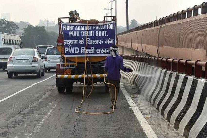 Air Pollution Worsens, Govt Bans Contruction Activities Till Nov 10 In Delhi NCR