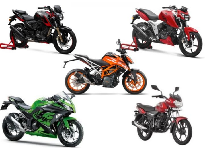 5 Best Value-For-Money Motorcycles Upto 400cc