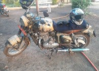 Upcoming Jawa Motorcycle Spotted Testing