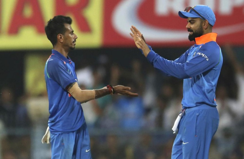 ICC ODI Rankings: Virat Kohli Consolidates Top Spot, Yuzvendra Chahal Breaks Into Top-10