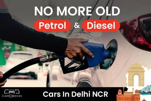 SC Bans Ageing Petrol, Diesel Cars In Delhi NCR