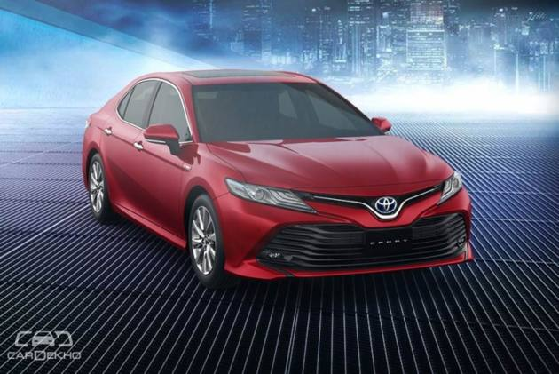 New Toyota Camry Introduced In Thailand India Launch Expected In 2019