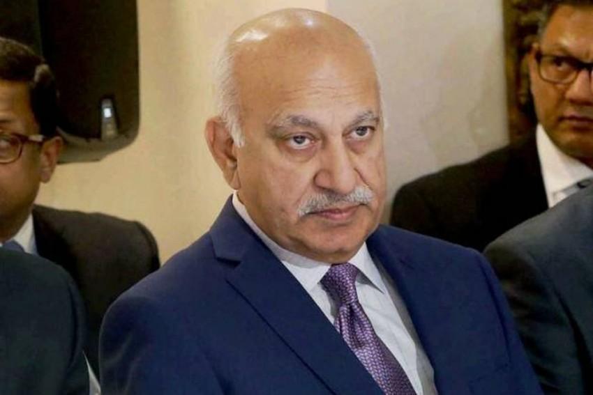 #MeToo: US-Based Journalist Accuses Former Minister MJ Akbar Of Rape